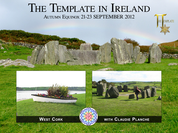 Weekend Le Template en Irlande