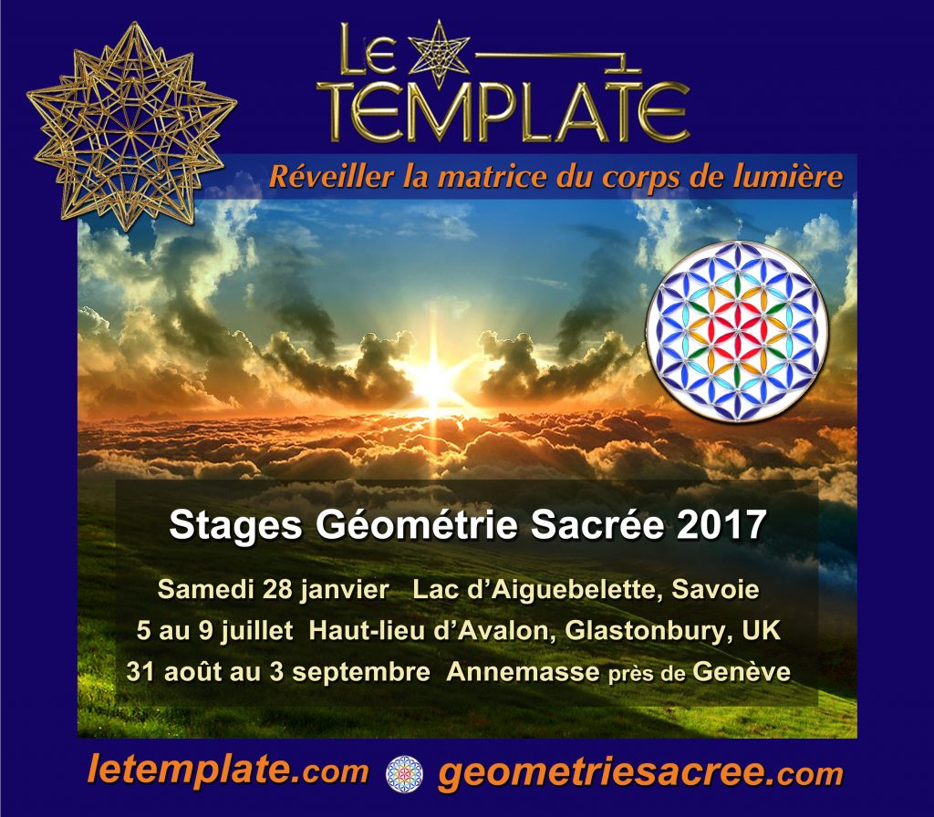 Stages Le Template 2017