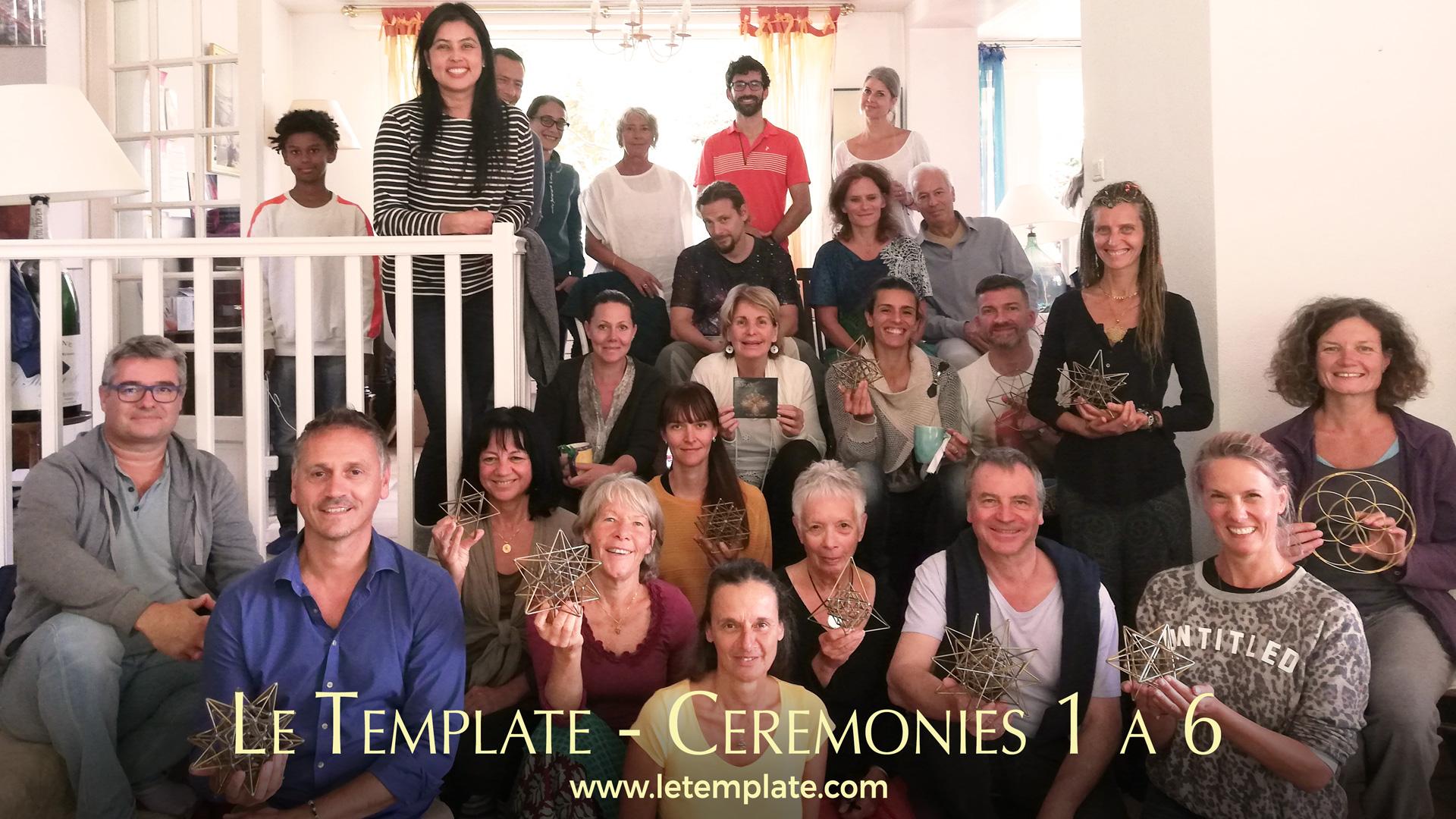 Le Template C1-C6 France 2019